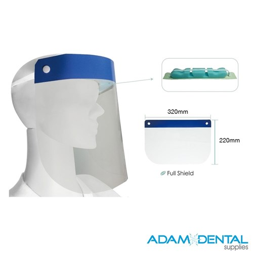 Face Shield 10/pack