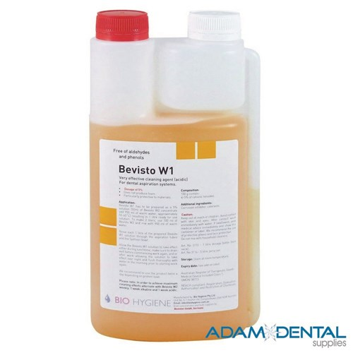Suction Cleaner W1 Acidic 1L Bevisto